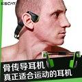 НОВАЯ Мода nice5 Спорт Bluetooth-гарнитура handfree 4.1 Шейным кости Наушники для iPhone Запуск Велоспорт наушники с микрофоном