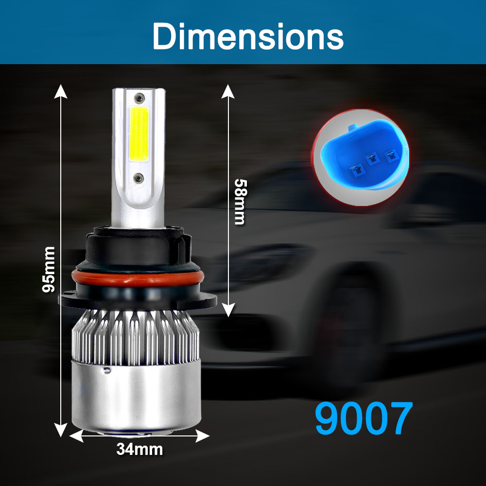 HTB1qnq6sY1YBuNjSszhq6AUsFXa1 CROSSFOX Auto Bulbs LED H7 H4 H11 H1 H3 H13 880 9004 9005 9006 9007 9003 HB1 HB2 HB3 HB4 H27 LED Car Headlights