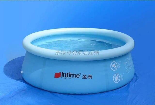 Vasca Da Bagno Pieghevole Adulti : Formato cm con pompa a mano piscina per adulti infantile