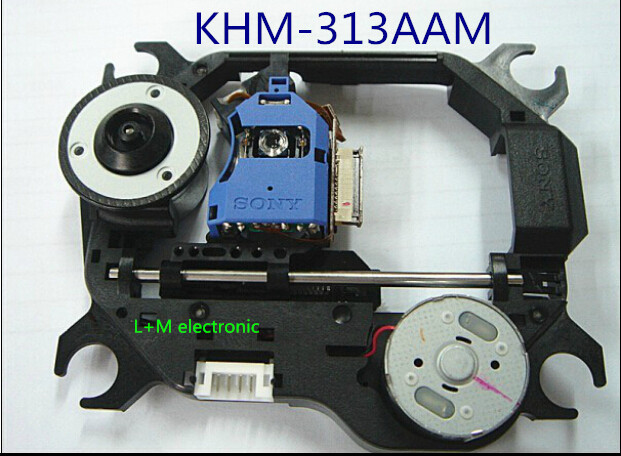 KHM-313AAM KHM313AAM  KHS-313A Original New  With Mechanism DVD Laser Lens Lasereinheit Optical Pick-ups Bloc Optique