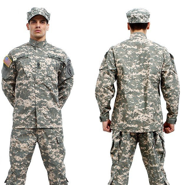 Hunting airsoft paintball combat Uniform tactical military shooting Airsoft uniform shirt & Pants ghillie suit  -  Tactical Army Equipment Store store