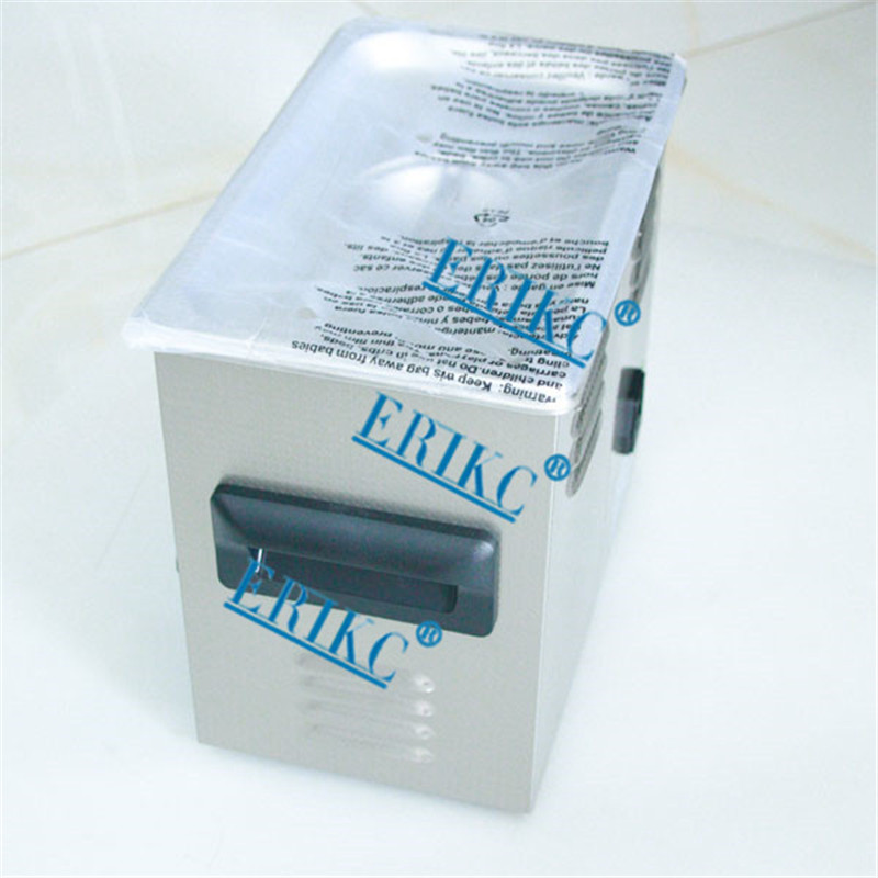 ERIKC Heater Ultrasonic Cleaner 220V 3L 110V Wash Machine Ultrasonic Cleaner Bath For Common Rail Auot Fuel Injector (5)