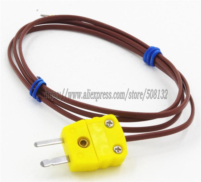 Type K Thermocouple Wire Probe,( 50 to 260 degrees centigrade ...