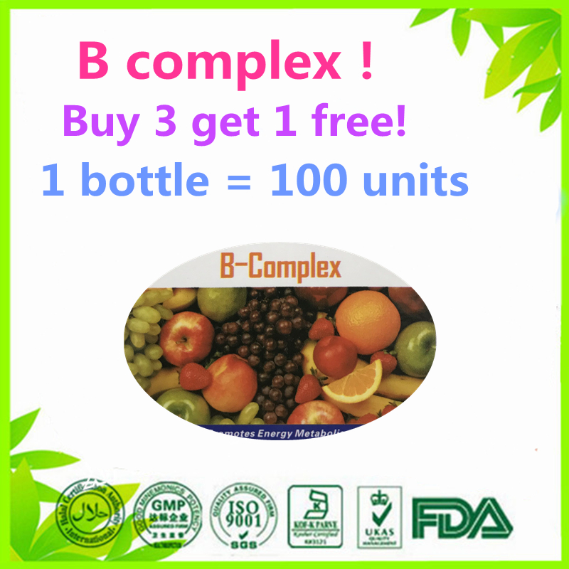 цена на HOT DEAL 100 units Vitamin B Complex High Strength All 9 B Vitamins Biotin & B12 B complex