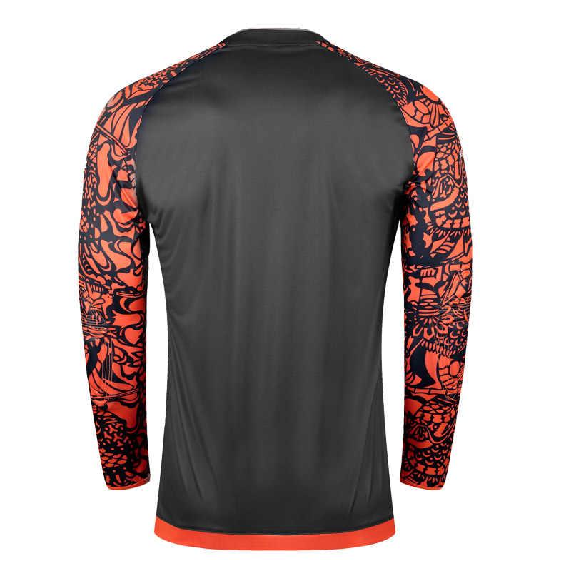KELME oficiales en España los hombres camisetas de fútbol 2016, 2017 camiseta de fútbol Survetement fútbol Jersey Maillot de pie portero de 28