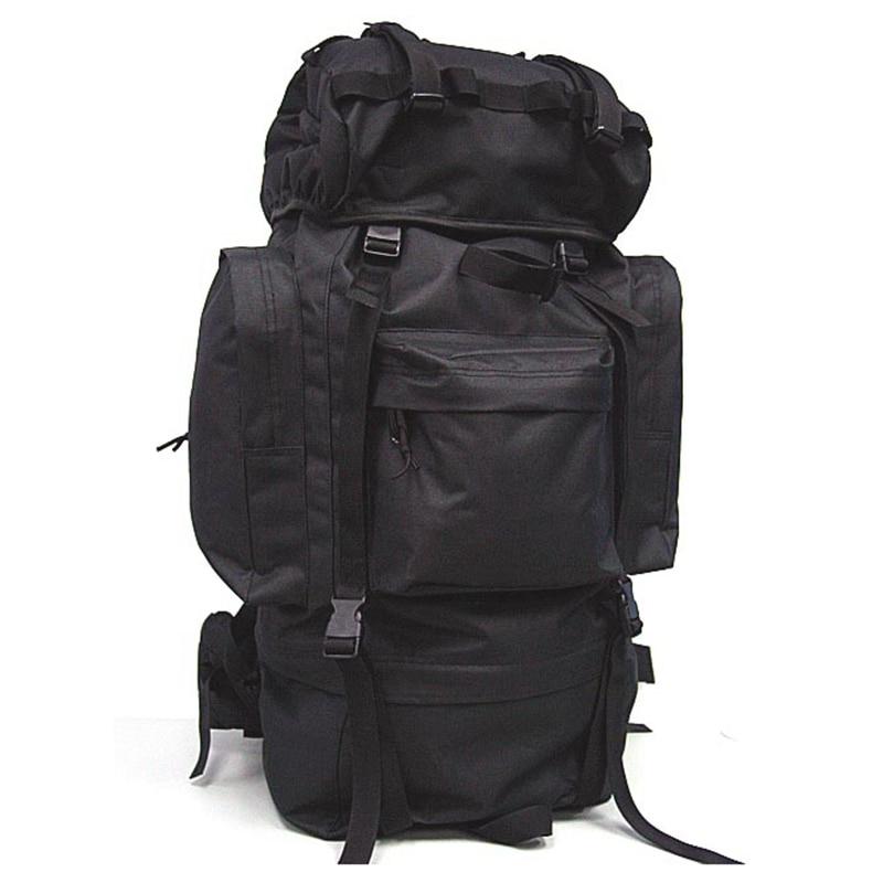 60l camuflaje alpinismo Bolsas acampar al aire libre senderismo trekking táctico del Militar mochila impermeable senderismo mochilas