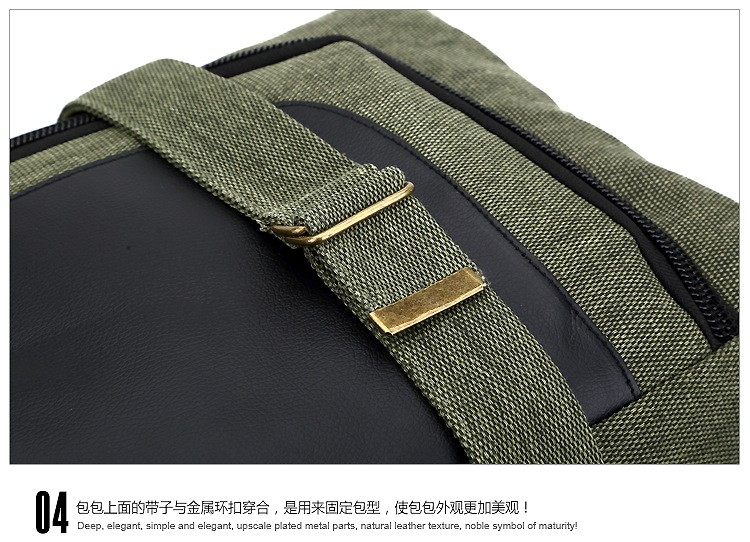 Men Outdoor Casual Canvas Gym Travel Duffel Bag Large Capacity High Quality Messenger Crossbody Shoulder Tote Travel Bags (19)