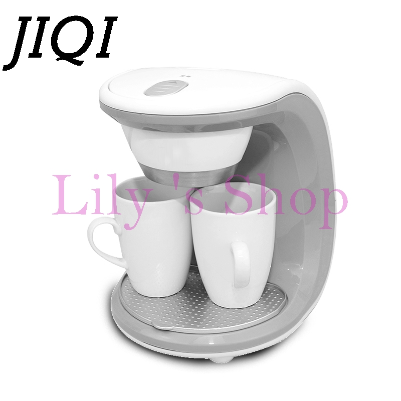 Automatic Drip Coffee Maker History : High quality American automatic drip coffee maker tea machine mini Household Electric pump ...