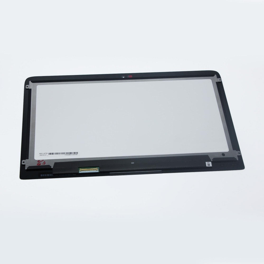 LP133QH1-SPA1 for HP Spectre 13T-3000 3010 LCD Screen Assembly+Front Glass Panel