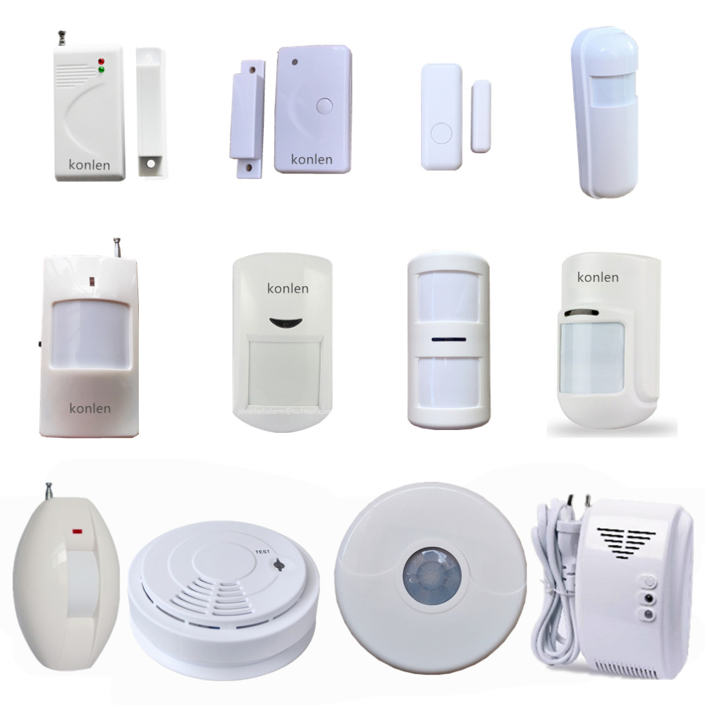 Wireless Alarm System Motion Sensor