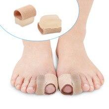 & elastic fiber gel bigfoot hallux valgus cloven foot evaginate orthotics Thigh bone toes