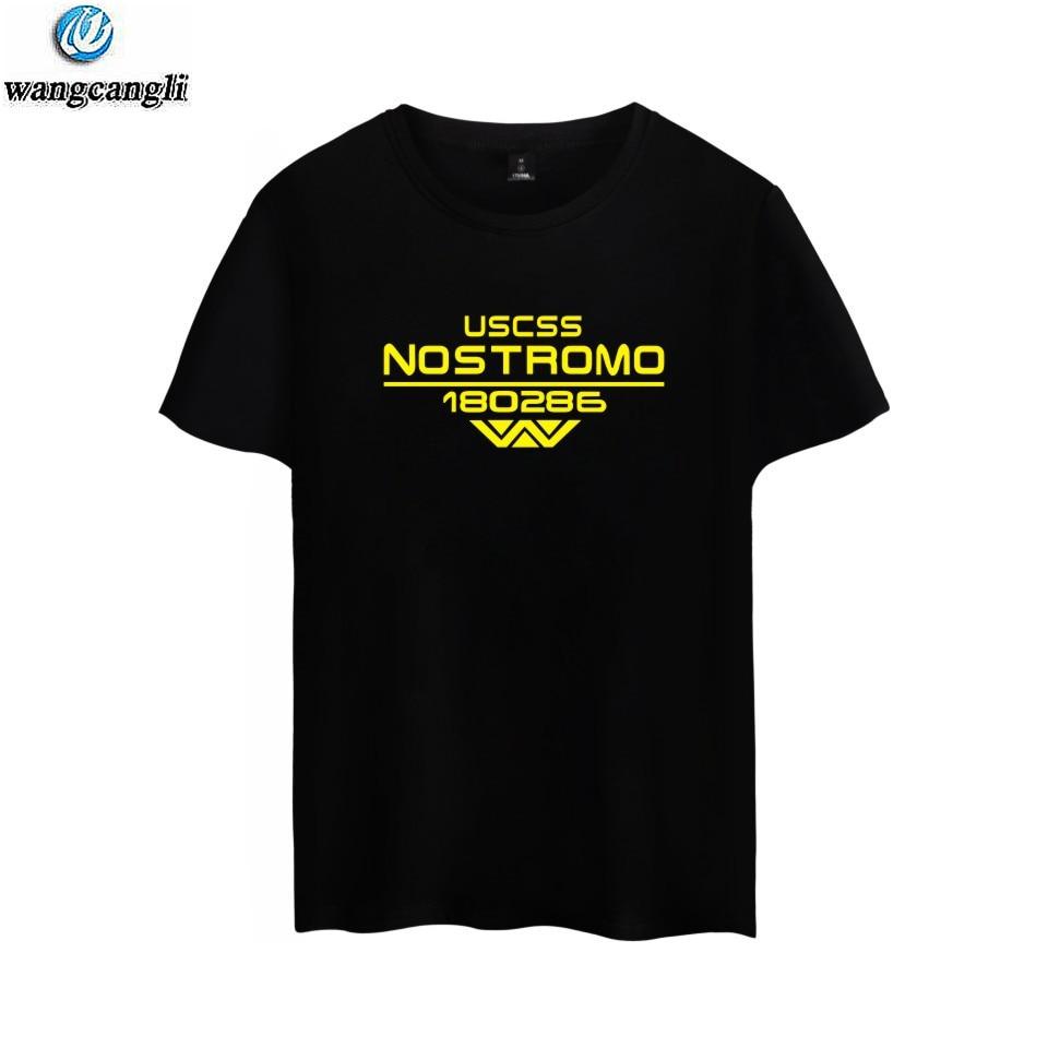 Prometheus Nostromo Weyland Movie Film S-3XL Shirt T-SHIRT XENOMORPH ALIEN