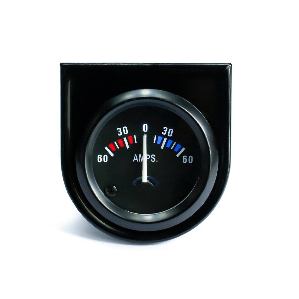 Auto Meter Ammeter : Quot mm ammeter amp meter volt car boat truck