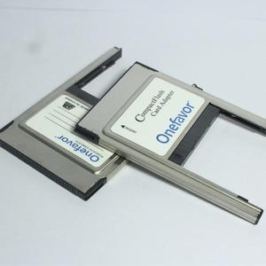 Image 5 - 10 יח\חבילה 128 mb 256 mb 512 mb 1 gb 2 gb 4 gb Compact Flash כרטיס CF התעשייתי זיכרון כרטיס עם PCMCIA מתאם סוג II & סוג אני