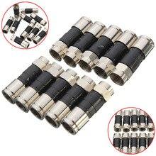 RG6 F Type Compression Snap Seal Plug