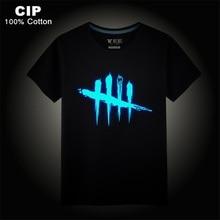 Kids clothes 12 14 years summer brand t shirt for teenagers boys party club night light cartoon big boys clothing dropshipping