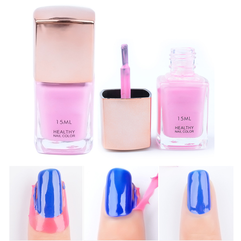 Us 6 05 5 Off 3 Colors Peel Off Liquid Tape From Nail Polish Protection Finger Skin Cream Latex Protected Glue Easy Clean Tape Nail Polish In Nail