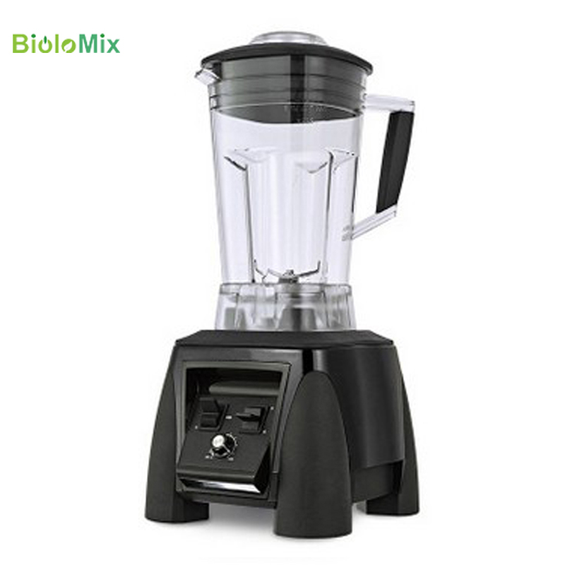220V/110V 3HP BPA FREE 2L 2200W professional smoothies power blender food heavy duty mixer juicer food processor máy xay sinh tố của đức