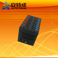 Fast shipping Wavecom SIERRA SL6087 8 Ports Modem Pool With USB Quadband Bulk sms modem Recharge system USSD STK IMEI changebale