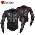 Herobiker nuevo profesional moto/protección del cuerpo de la motocicleta motocross racing body armor spine protectora pecho gear