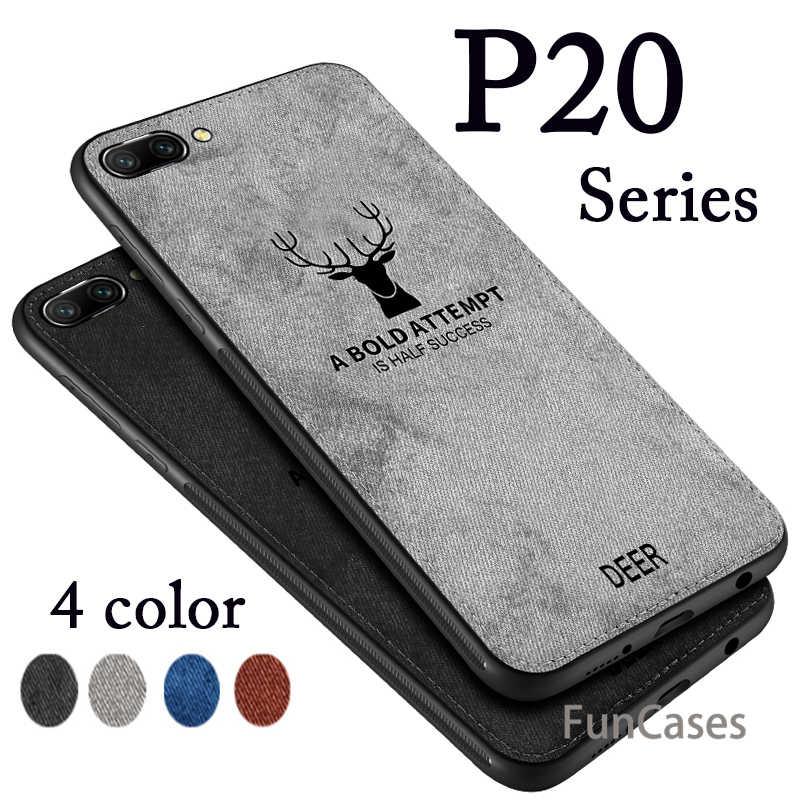 Para huawei caso p20 pro caso huawei p20 lite pro de silicona suave de la cubierta en huwei 20 p p20lite p20pro p 20 lite
