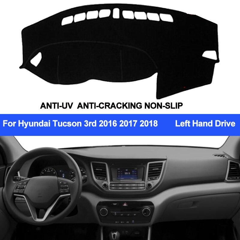 Car Dashboard Cover Dash Mat Pad Non-slip for HYUNDAI Veloster 2012-2016 2017