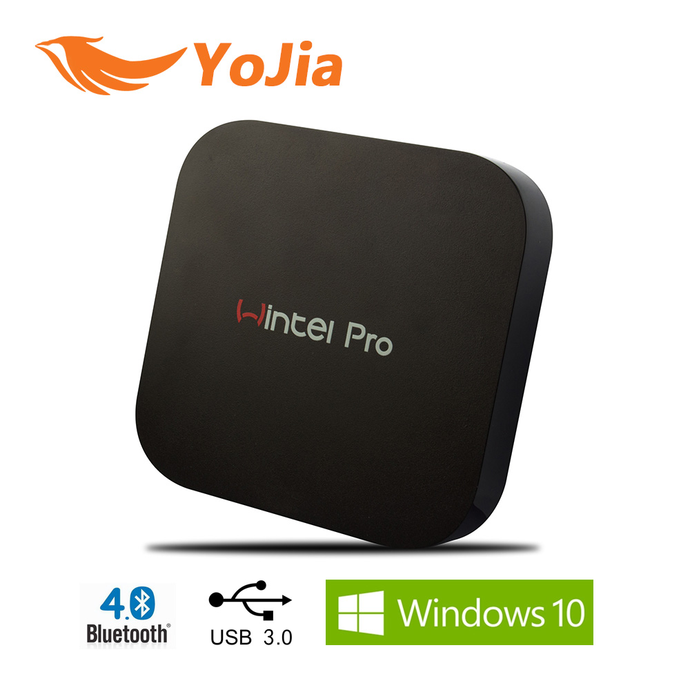 Wintel W8 Pro CX W8 Pro Mini PC Windows 10 OS Intel 2GB/32GB Windows Box Wintel W8 Pro 2.4GHz Wifi BT4.0 Smart Windows TV Box напольная акустика t a criterion tcd 210 s high gloss cherry