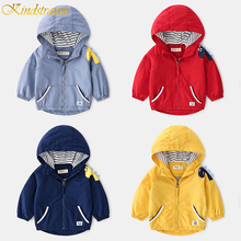 2019 Autumn Baby Kids Jacket For Boy/girl childrens  Hoodies Windbreaker for boy Toddlers Outerwear DC164