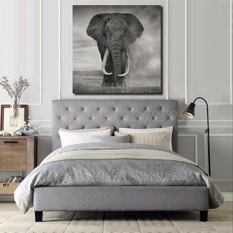 Wild Elephant Print 4