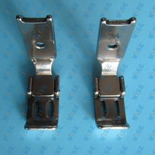 PRESSER FOOT 1/4″ (6MM) 2 NEEDLE CLOSED TOE for SINGER 112, 212 PART#223759-1/4  (2 PCS)
