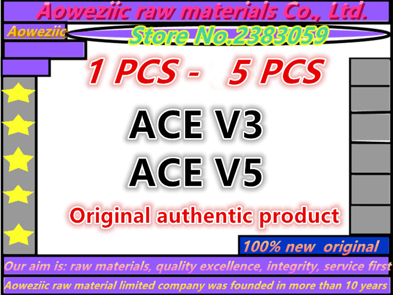 Aoweziic  (  1PCS - 5 PCS )  Free Delivery  100% New Original  For  X360 ACE V5  ACE - V5  ACE V3  ACE - V3