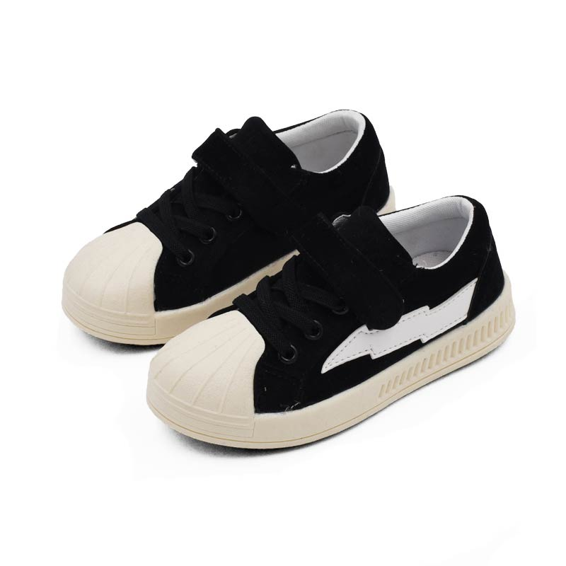 2018 Spring Children Casual Shoes Fashion Canvas Boys Girls Sport Shoes Kids Student School Skate Shoes #27