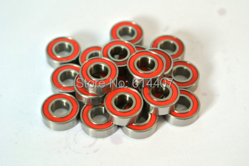 Supply HIGH PERFORMANCE RC  Bearing for TRAXXAS(CAR) E-REVO Free Shipping leonard  yates high performance options