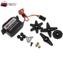 GOTECK-9257 GS-9257MG metal servo digital servo lock tail servo For Trex 450 500 RC Helicopter стоимость