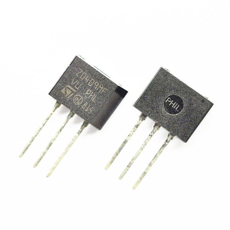 5Pcs Z0409 <font><b>Z0409MF</b></font> 4A TRIACS TO-202 New WC image