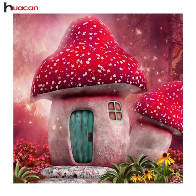 700+ Gambar Rumah Jamur Kartun HD Terbaik