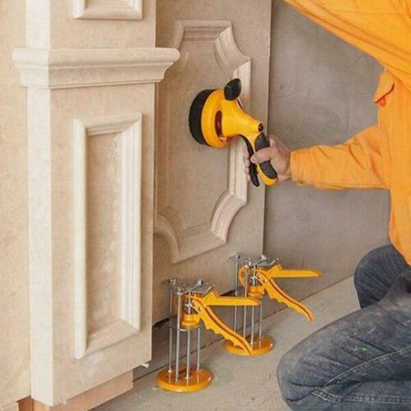 Tile Professional Tiling Tool Machine Vibrator Suction Cup Adjustable for 60X60cm MAL999Tile Professional Tiling Tool Machine Vibrator Suction Cup Adjustable for 60X60cm MAL999