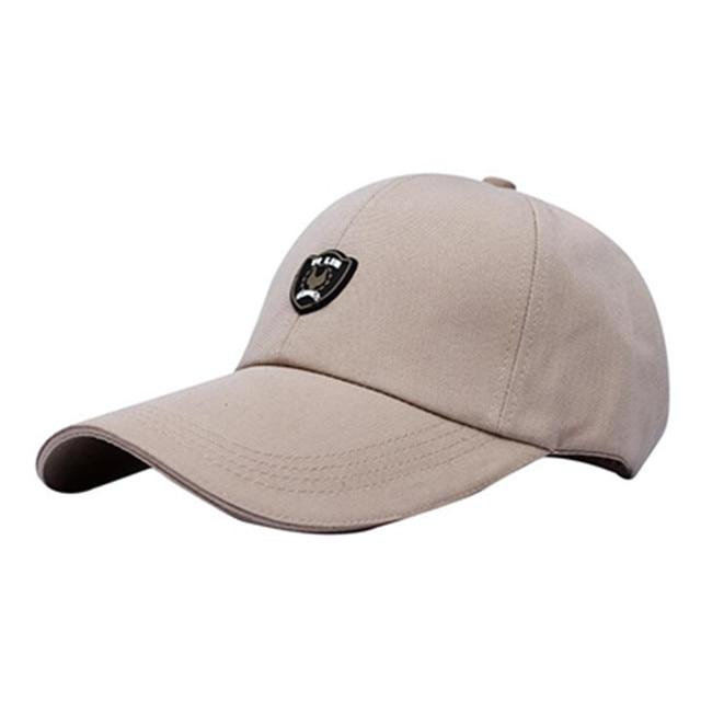 Cappello XdanqinX 2018 dei Nuovi Uomini di Stile Semplice Cotone Berretti  Da Baseball Misura Adattabile Snapback c9cab1de1254