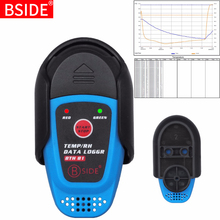 Intelligent Temperature Humidity data logger BSIDE BTH81 For cold chain drug storage, USB automatic generation of PDF reports