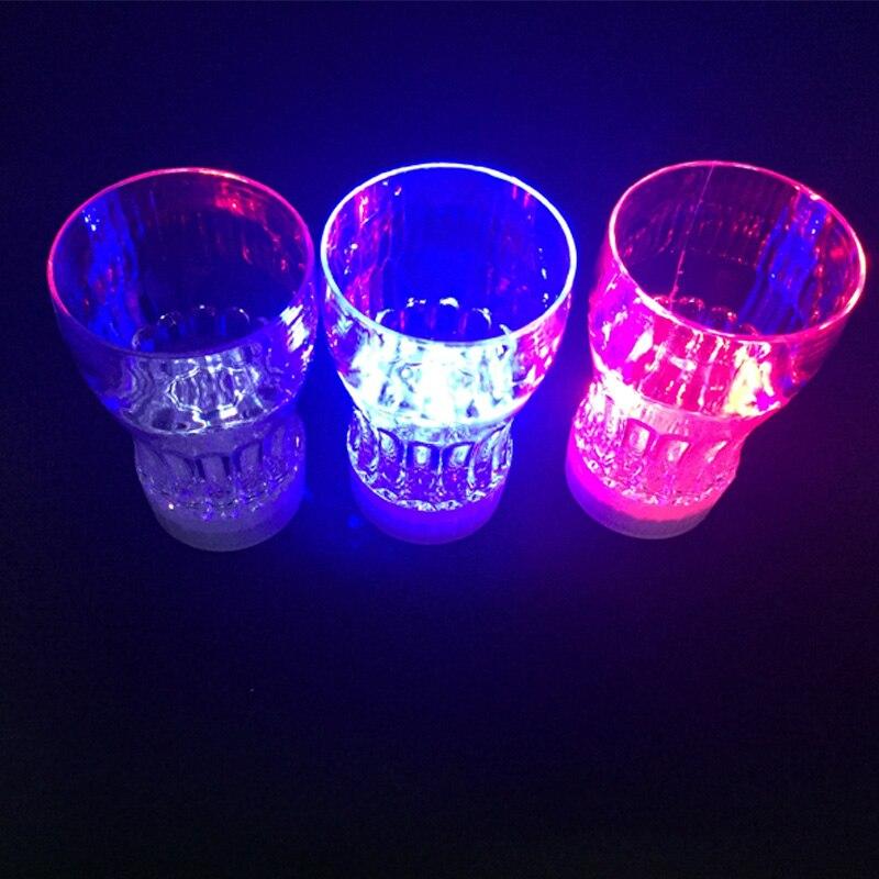 ٩( ‿ )۶20 pz lotto Multicolor LED Lampeggiante Luce Fancy Vetri di ... 0018b30f8c9f