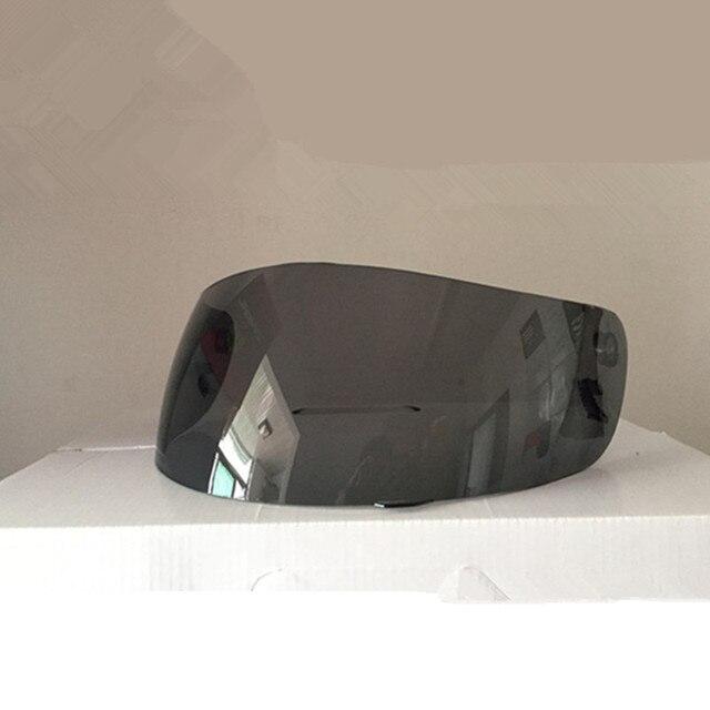 Brand Malushun motorcycle helmet visor Lens,Jorge Lorenzo full face helmet visor mirror,Rossi NO.46 helmet Anti-UV PC Lens