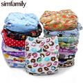 1PC Reusable Waterproof One Size Pocket Cloth Diaper Nappy Baby Minky Printed PUL Outside Suede Cloth Inner Wholesale Selling