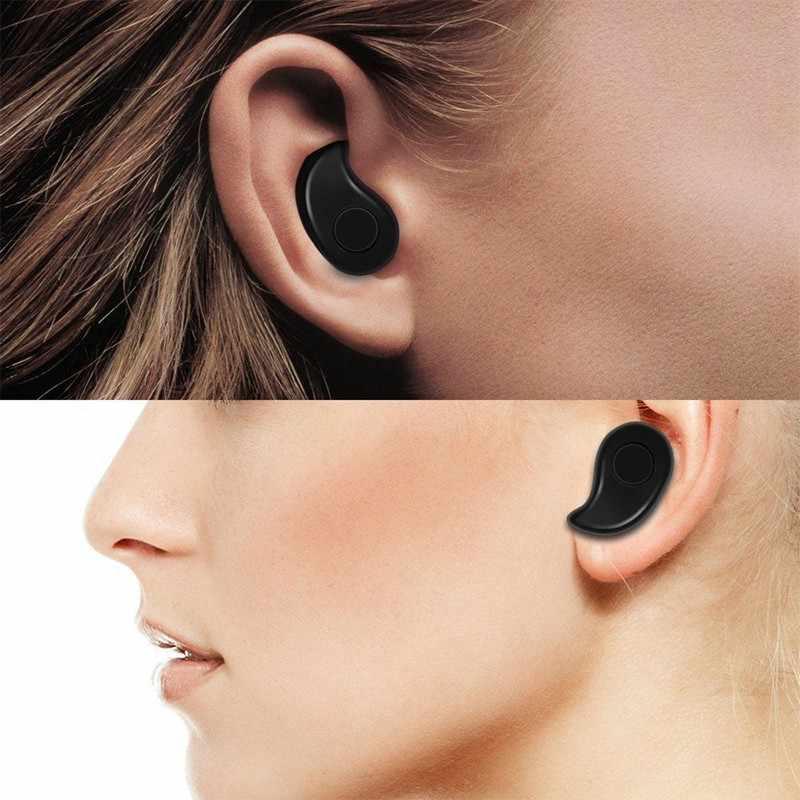 سماعة بلوتوث صغير ل ZTE Nubia Z11 Mini S A2 Plus 2 Lite Z17 Axon 9 Lux Zmax Pro 7 Max 7S M Pro Elite سماعة لاسلكية صغيرة داخل الأذن
