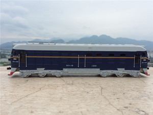 Image 5 - High simulation train model.1:87 scale alloy pull back Double train, passenger compartment,metal toy cars,free shipping