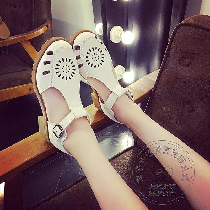 Womens Shoes Wedge Hasp Pu Leisure Cute Fall Shoes China Pu Fashion Shoes font b Woman