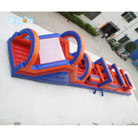 YARD Inflatable Fun City Games Obstacle Course Air Jumper With Factory Wholesale Price