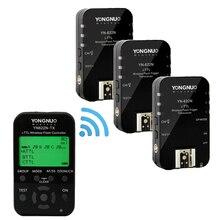 YONGNUO YN 622C II KIT E TTL Wireless Flash Trigger Empfänger Yongnuo YN622C + YN622C TX für Canon Yongnuo YN685 YN600EX RT II
