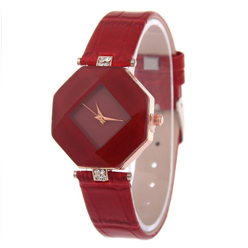2018 Selling fashion women watches luxury irregular