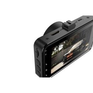 Image 4 - 3 אינץ IPS צבע מלא 1080 P HD מקליט לרכב Dvr מצלמה אוטומטי Rearview מראה דיגיטלי וידאו מקליט כפולה עדשת RGB תצוגת 4 עדשה