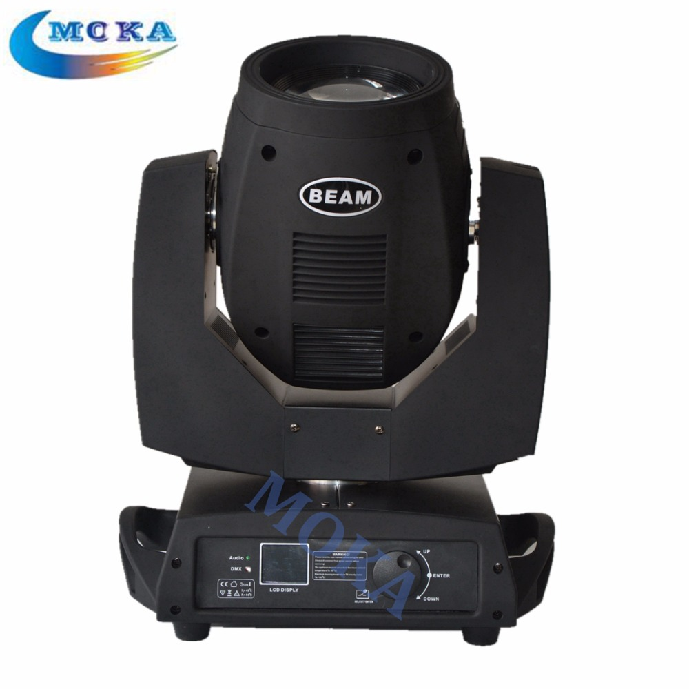 8Pcs/Lot Dj Lighting Pro Stage Effect Sharpy Moving Head 7r Beam 230 Beam 7r Light 6pcs lot white color 132w sharpy osram 2r beam moving head dj lighting dmx 512 stage light for party